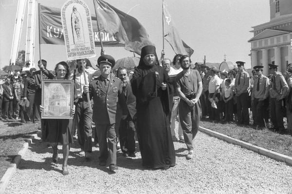 май 1988г. Монах Гермоген