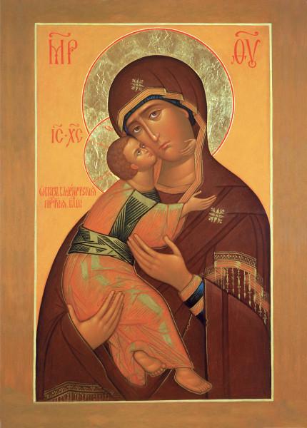 Владимирская икона БМ