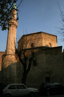 Last Mosque in Beograd
