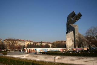 Statue in Sofia