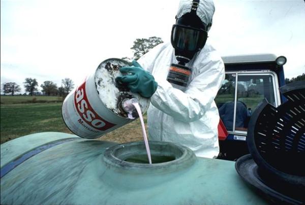 Hazardous-pesticide