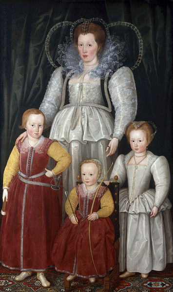 Marcus Gheeraerts the Younger. Anne (Hopton), Lady Pope (1561-1625), Wife of Henry, 3rd Baron