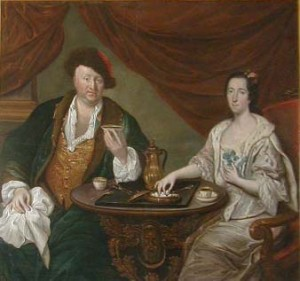 Гроот-Левендаль с женой.jpg
