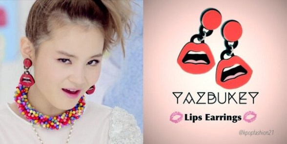 Lee Hi Fashion -It's Over- Accessories 1