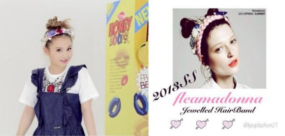 Lee Hi Fashion -It's Over- Accessories 2