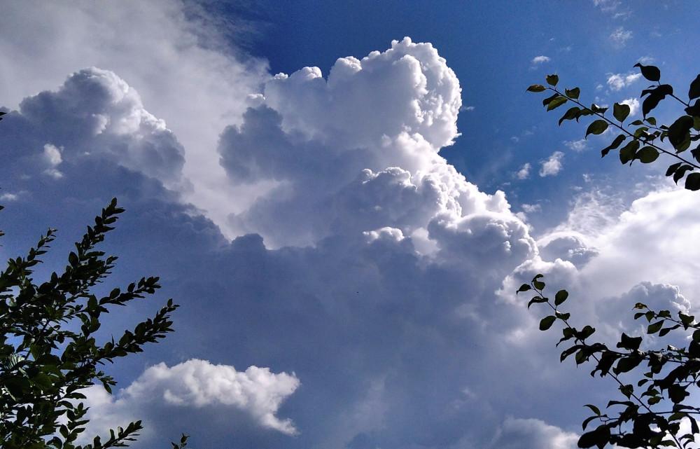 Гордое облако