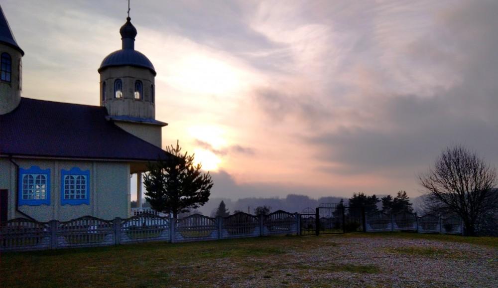 Храм Рождества Иоанна Предтечи в Олехновичах