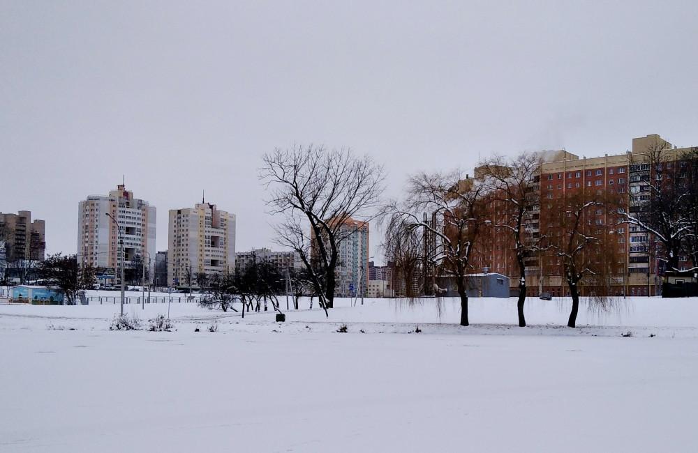 Застройка ул. Маяковская