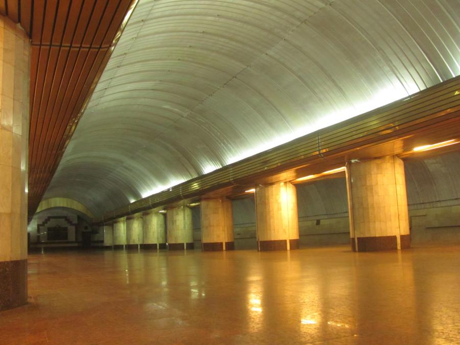 Днепропетровское метро