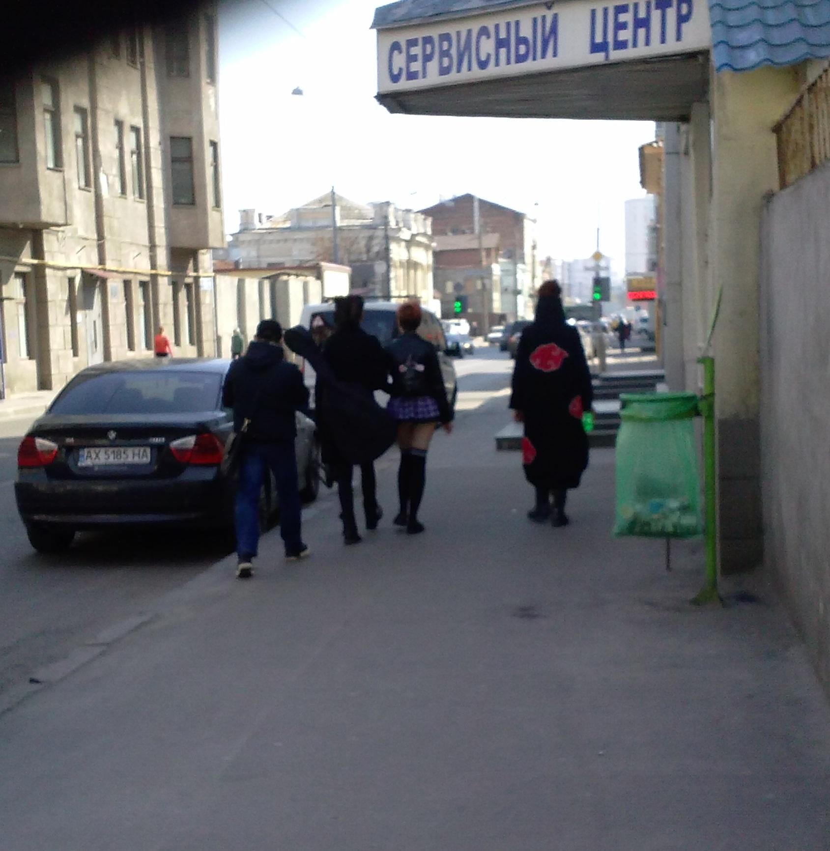 Харьков, март 2020
