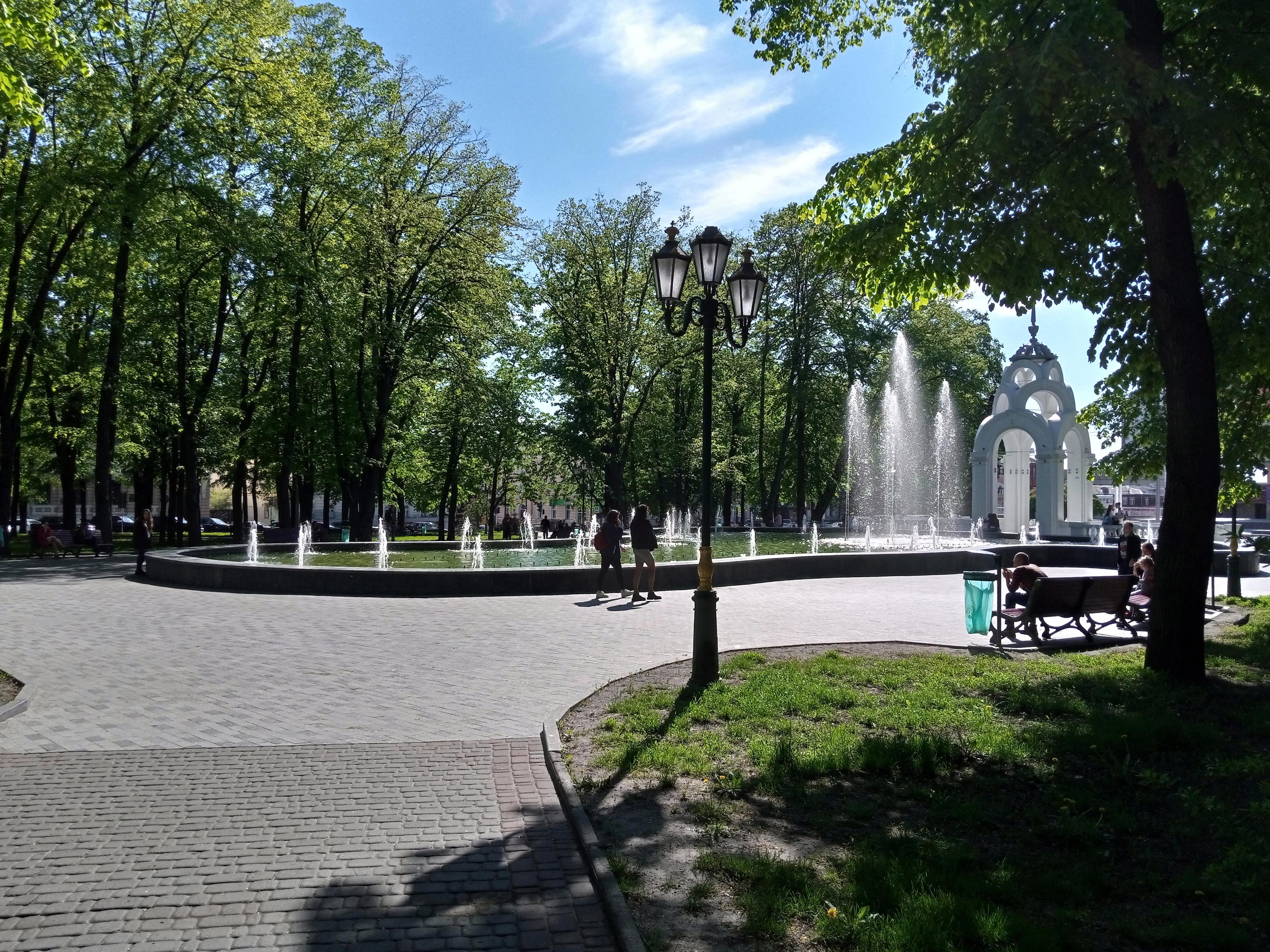 дзеркальний струмінь, Харків 2021