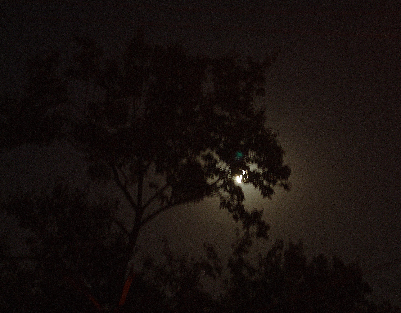 харків, зетемнення місяця