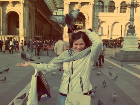 Два дня в Генуи и два дня в Милане