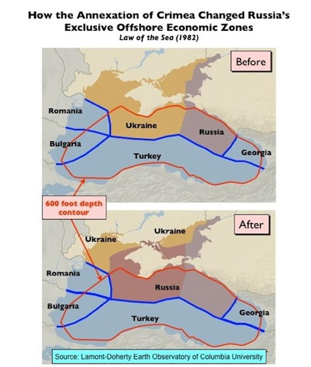 Рада хочет вдвое увеличить зону украинского контроля в Черном море - Цензор.НЕТ 7733