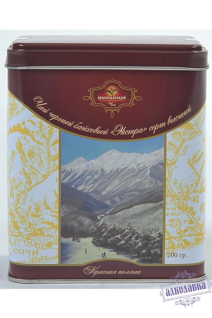 Лучшие краснодарские чаи