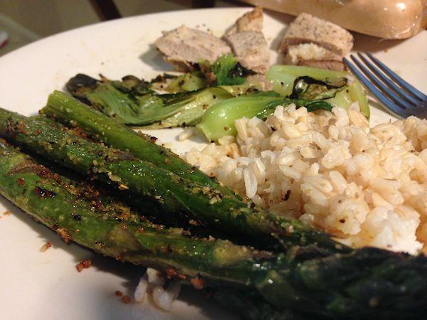 Supper, 2014-03-25