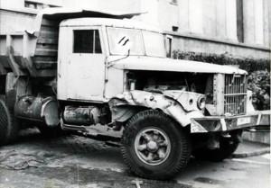 1989, апрель, на проспекте Руставели (1)