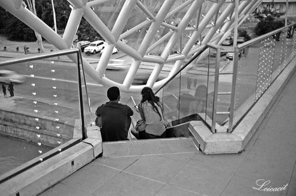 2010 Тбилиси  новый мост фотография Александра Гиоргадзе (1)