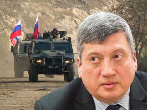 Тофик Зульфугаров о российских войсках в Карабахе