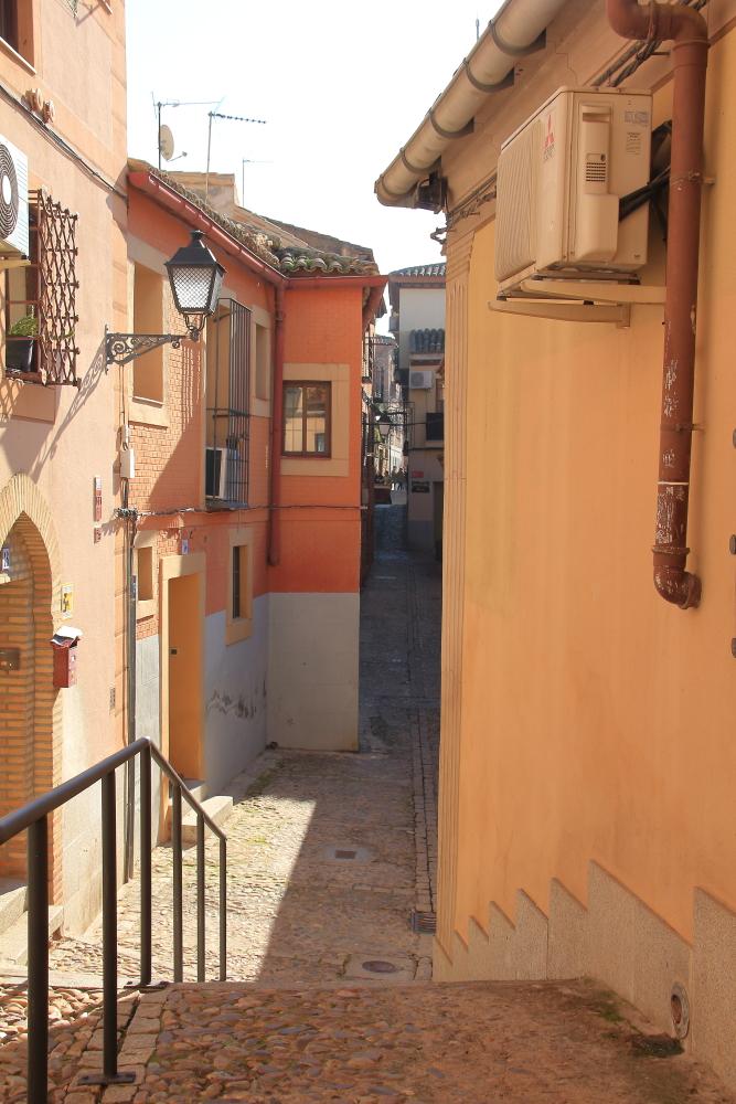 Улица в Толедо