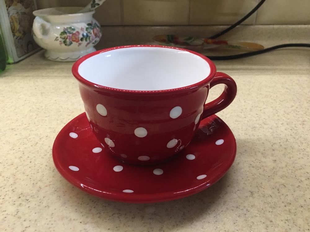 Чашка из Будапешта