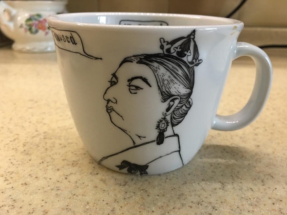 Чашка из Любляны