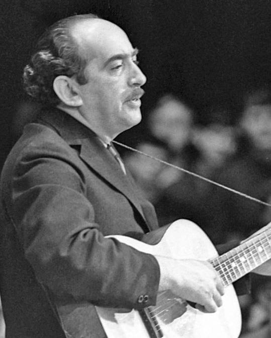 Александр Галич (19 октября 1918, Екатеринослав — 15 декабря 1977, Париж)