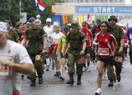 marathon-army