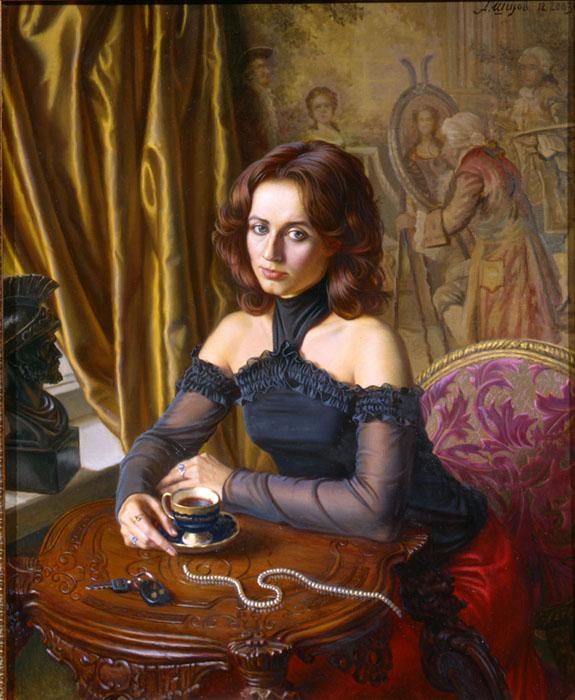 Шилов. В мастерской художника (2003)
