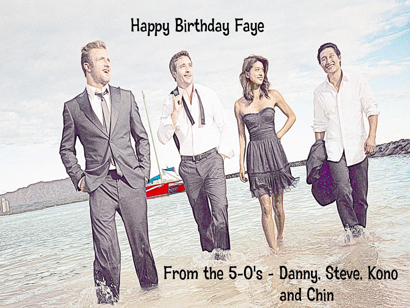 Happy Birthday Faye