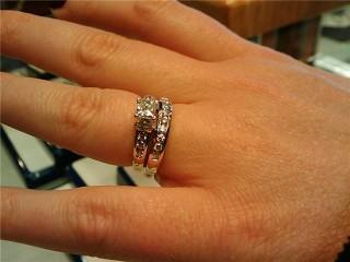 Big ring (B) Side