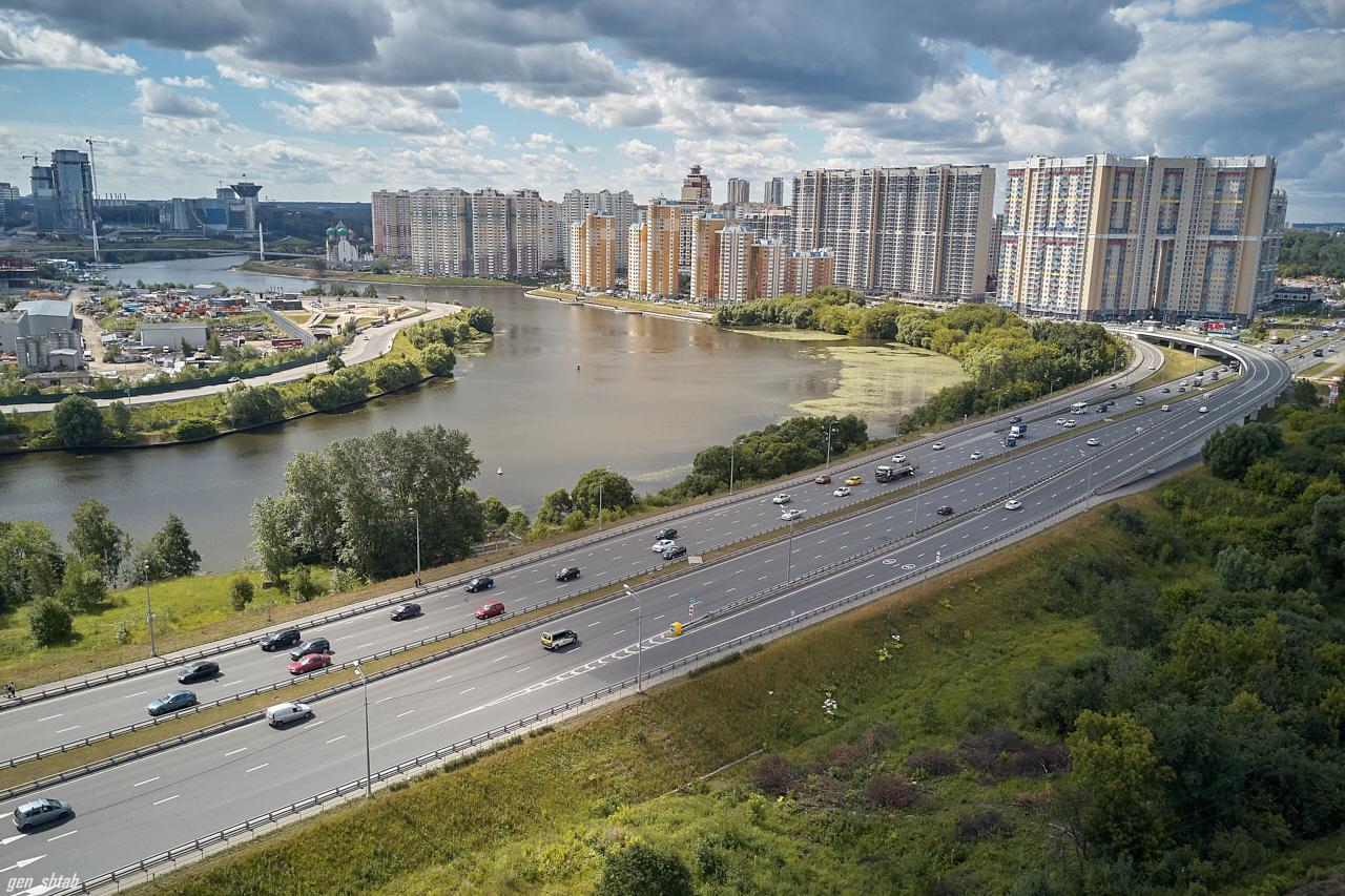 Город красногорск московской области фото