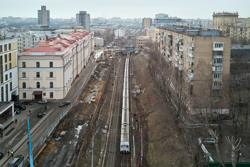 От Курского до Казанского