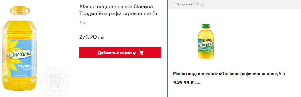 Армагеддон. Цены на пшеницу, сахар и растительное масло на Украине