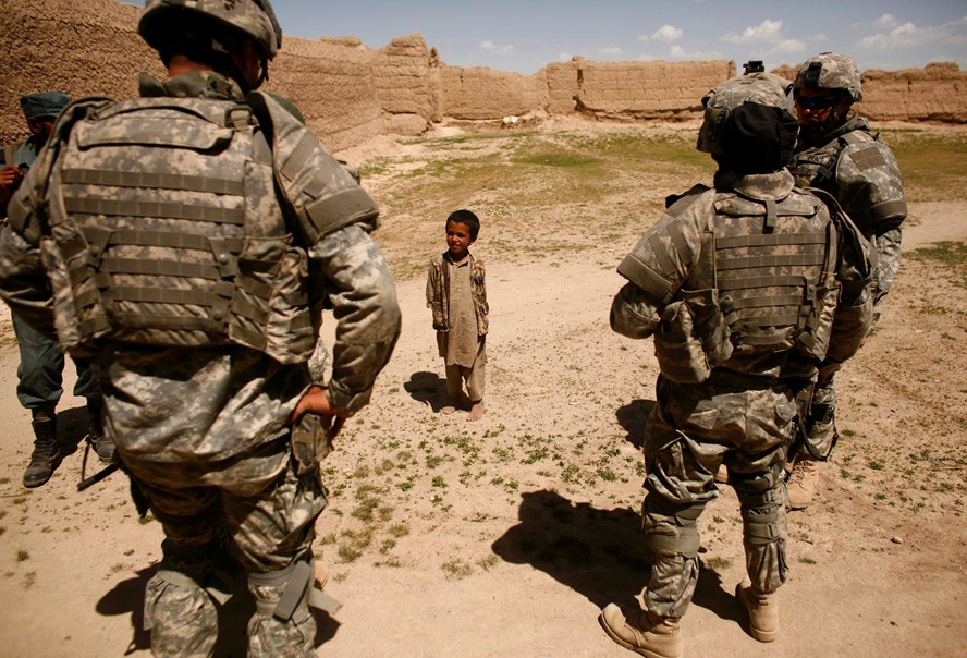 the war inside the military essay War is the most antisocial of human activities, yet afghanistan — and maybe all wars from now on — will be experienced by most of us through social media, in the palm of our hand from a.