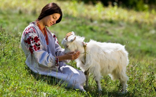 Peasant-Girl-With-Goat-Wallpaper-1024x640