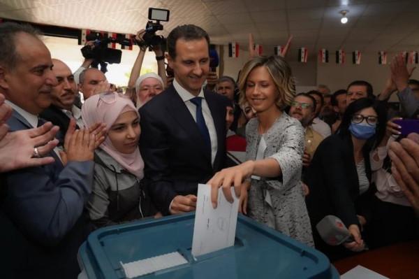 Абсолютная победа Башара Асада