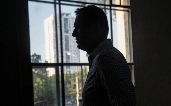 Навальный заявил, что к его отравлению причастен лично Путин