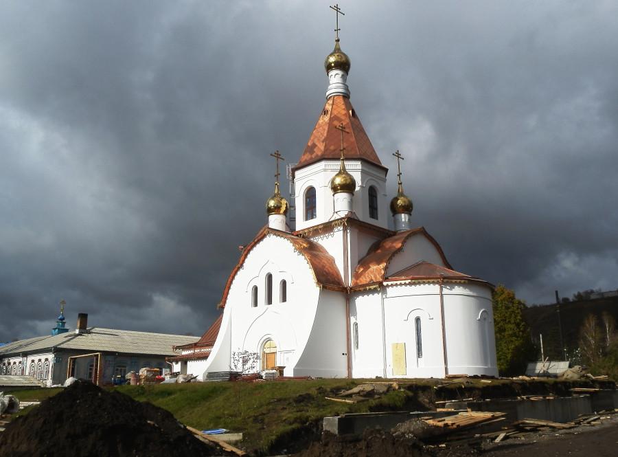 Фото Николай Юрлов Храм