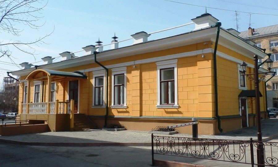 Фото Нииколай Юрлов Дом Кузнецова