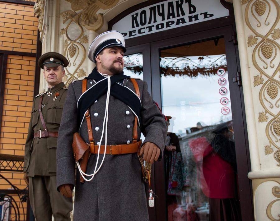 Фото Ильи Петрова Ресторан Колчакъ