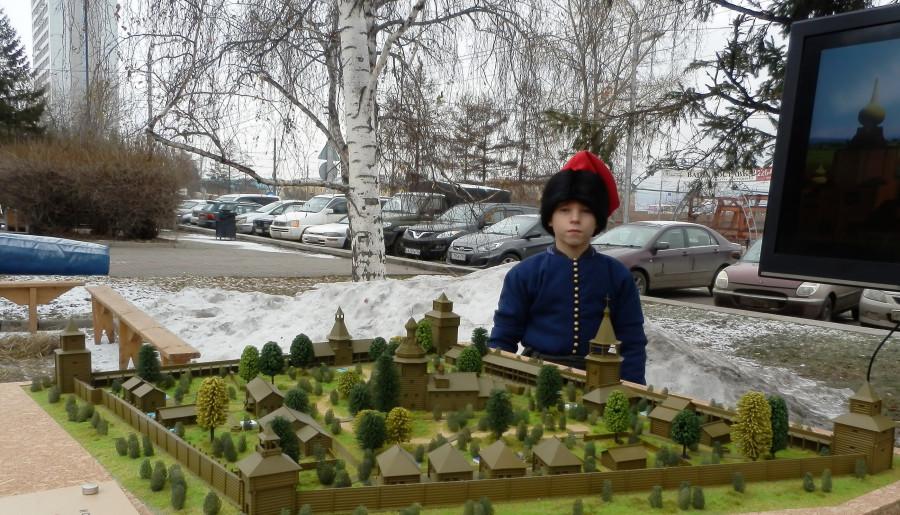 Фото Николай Юрлов Будущий воевода