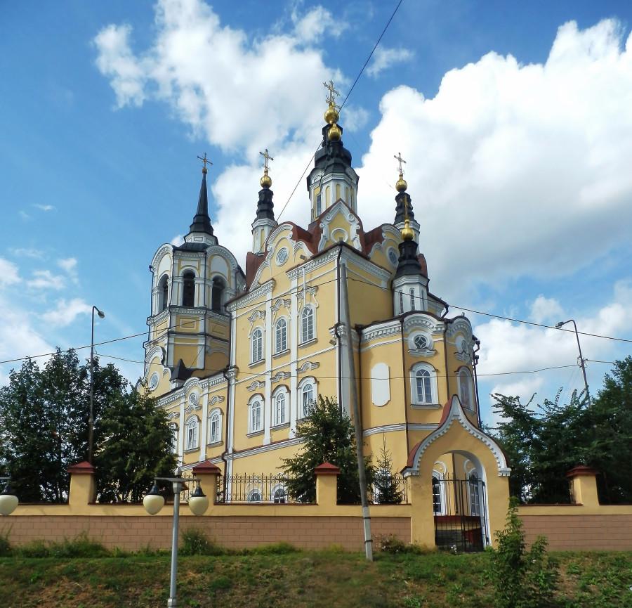 Фото Николай Юрлов Сибирское барокко