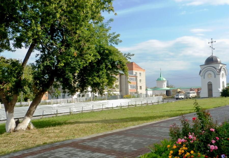Фото Николай Юрлов Часовня Фёдора Кузьмича