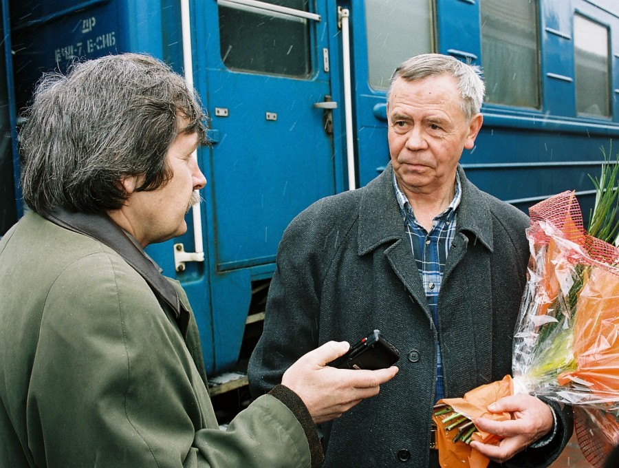 Валентин Распутин Фото Валерия Корчина