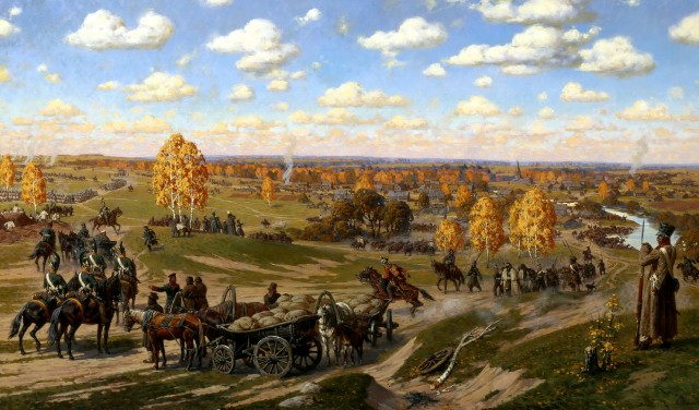 "Александр АВЕРЬЯНОВ ""Тарутино. 1812 год"""