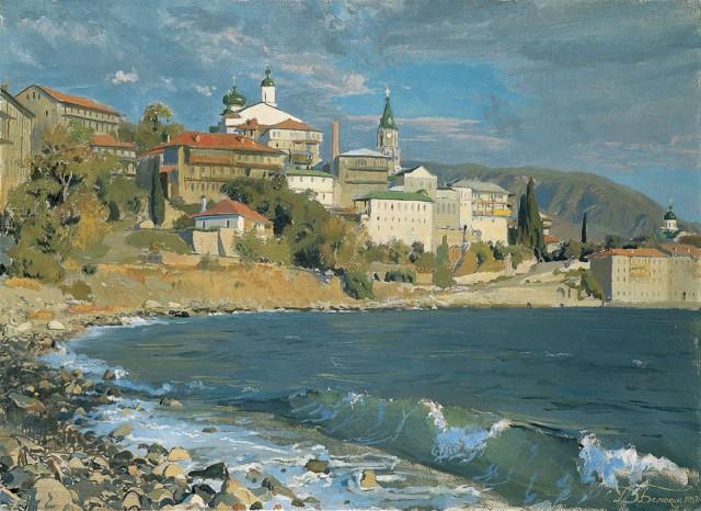 Дмитрий БЕЛЮКИН Монастырь Пантелеймона