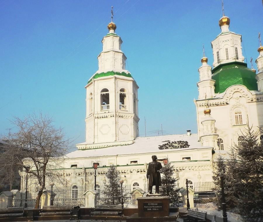 Фото Николай Юрлов Покровский собор