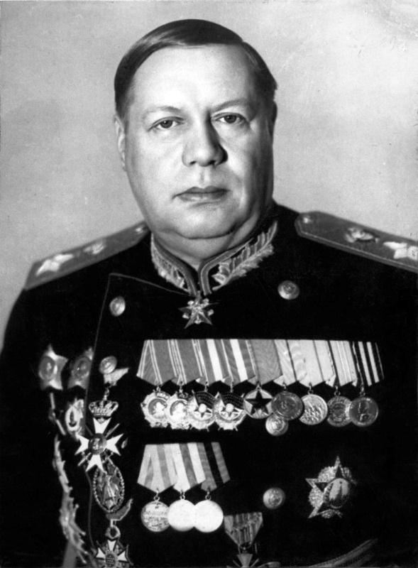 Маршал Фёдор Тобухин