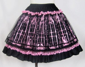 black x pink